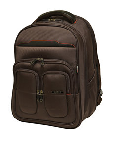 TPRC Brown Bookbags & Backpacks