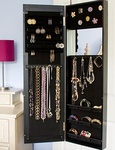 New View Black Accessories Storage & Organization