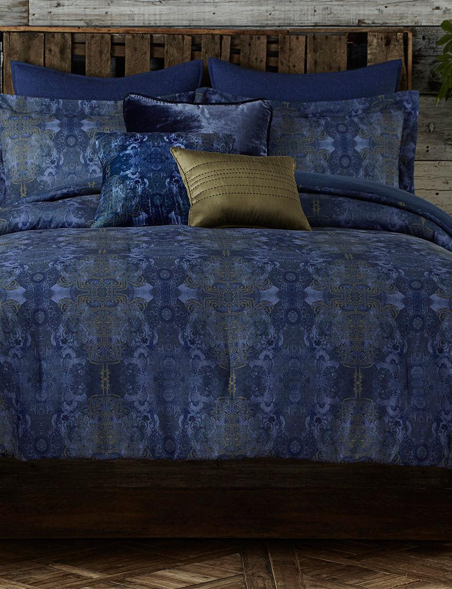 Tracy Porter Blue / White / Black Comforters & Comforter Sets