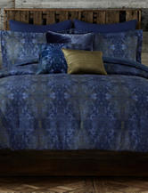 Poetic Wanderlust by Tracy Porter Gigi Blue Duvet Set