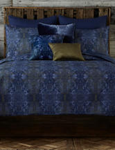 Poetic Wanderlust by Tracy Porter Gigi Blue Quilt