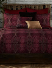Poetic Wanderlust by Tracy Porter Gigi Red Quilt
