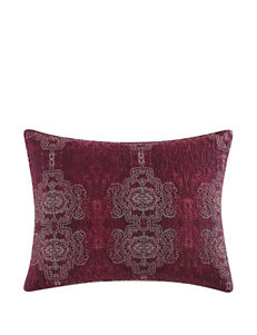 Tracy Porter Red / Black / White Pillow Shams