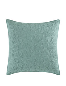 Tracy Porter Light Green Pillow Shams