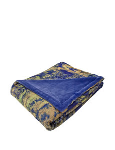Tracy Porter Blue Blankets & Throws