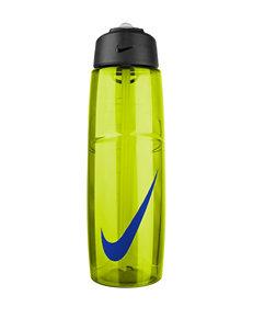 Nike 32-oz. Green T1 Flow Swoosh Water Bottle