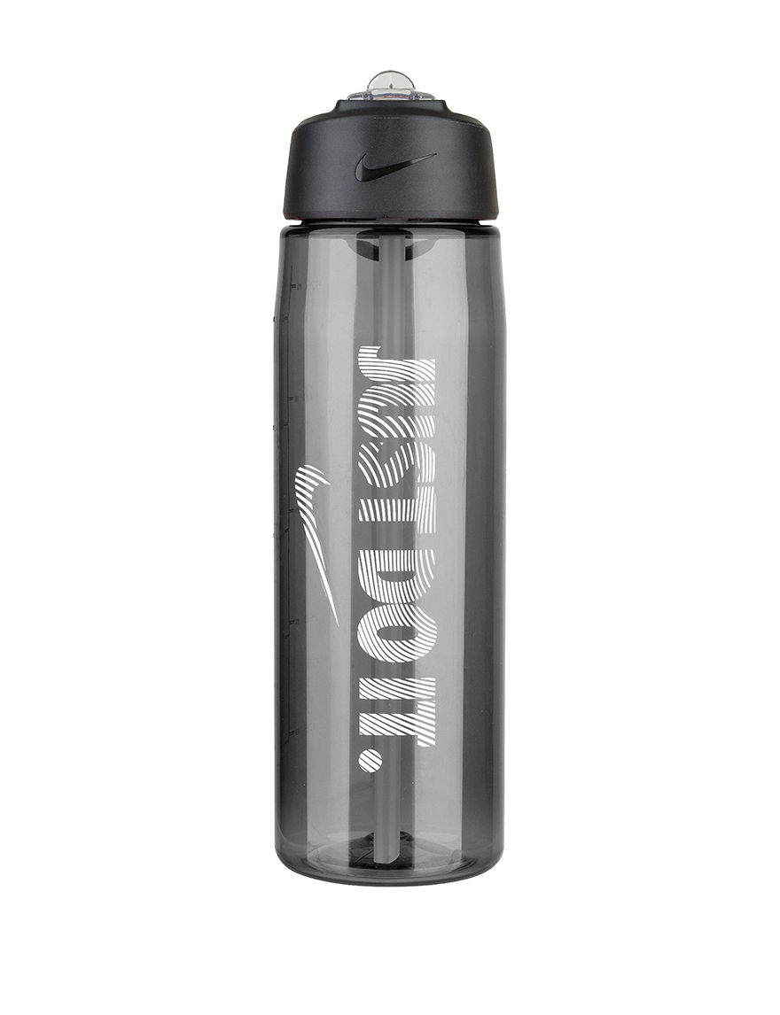 Nike Grey Water Bottles Drinkware