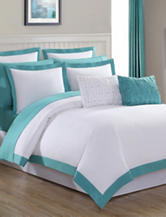 Fiesta Classic Turquoise Duvet Collection