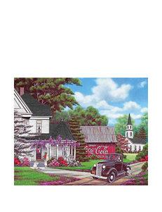Springbok Coca-Cola Country 1000-pc. Jigsaw Puzzle