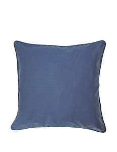 Vince Camuto Blue / White Pillow Shams