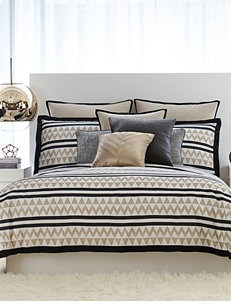 Vince Camuto Natural Comforters & Comforter Sets