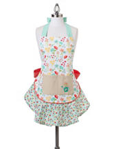 Design Imports May Flower Apron