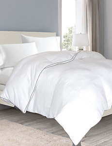 Elle White Comforters & Comforter Sets