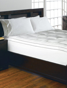 Elle White Mattresses Mattress Pads & Toppers