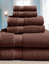 Elle 6-pc. Combed Low Twist Towel Set