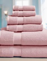 Elle 6-pc. Combed Low Twist Towel Set