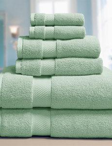Elle Harbor Gray Towel Sets
