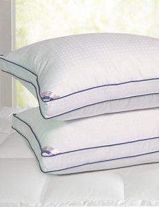 Elle White Bed Pillows