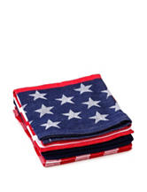 Design Imports 3-pc. Stars & Stripes Dishtowels