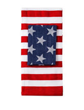 Design Imports 2-pk. Stars & Stripes Towel Set