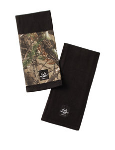Realtree 2-pk. Camo Print Dishtowels