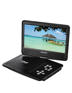 Sylvania Black DVD & Bluray Players Portable Video TV & Home Theater