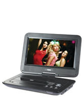Naxa 10 Inch TFT LCD Swivel-screen Portable DVD Player