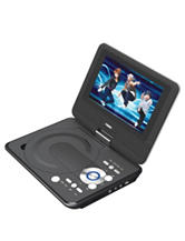 Naxa 9 Inch TFT LCD Swivel-screen Portable DVD Player