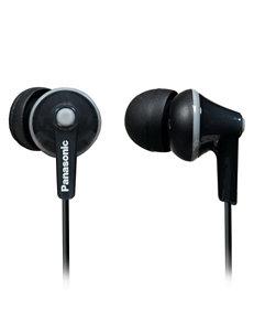 Panasonic Black Headphones Home & Portable Audio