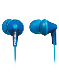 Panasonic Blue Headphones Home & Portable Audio