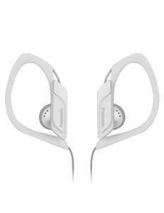 Panasonic White Headphones Home & Portable Audio