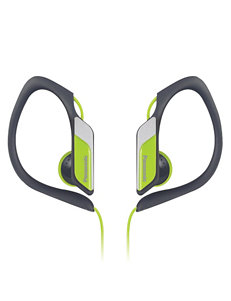 Panasonic Lime Green Headphones Home & Portable Audio