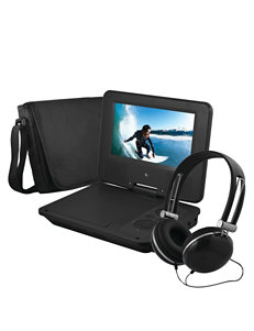 Ematic 7 Inch Portable DVD Player Bundle