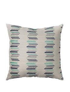 Home Fashions International Turquiose Decorative Pillows