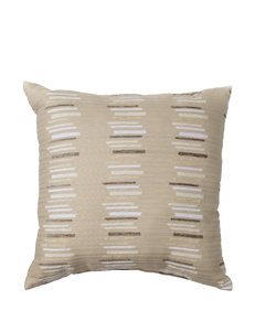 Home Fashions International White Decorative Pillows