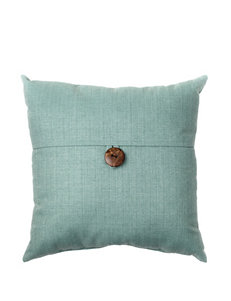 Home Fashions International Turquoise Decorative Pillows