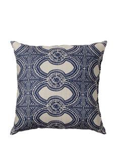 Home Fashions International Blue Decorative Pillows