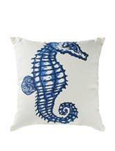 Home Fashions International Seahorse Pillow