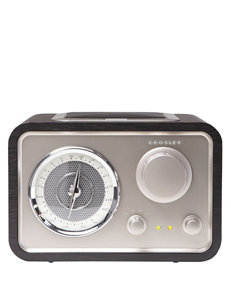 Crosley Radio Black Radios Home & Portable Audio
