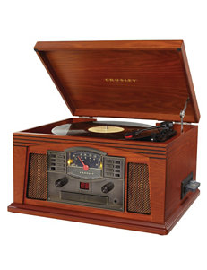 Crosley Radio Brown Radios Home & Portable Audio
