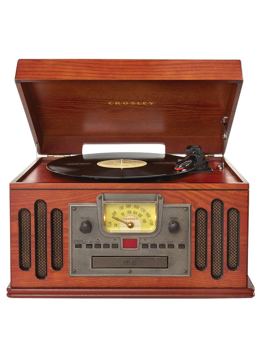 Crosley Radio Red Radios Home & Portable Audio