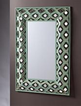 Southern Enterprises Sindi Decorative Mirror