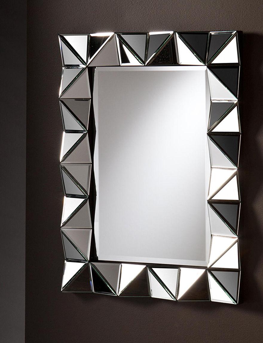 Southern Enterprises Silver Wall Decor