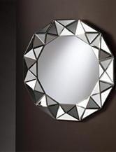 Southern Enterprises Tresen Decorative Mirror