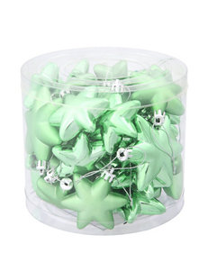 Christmas Central Mint Ornaments Holiday Decor