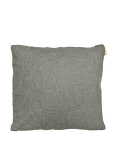 Compass Anejo Embroidered Pillow