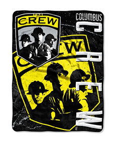 Columbus Crew Raschel Throw