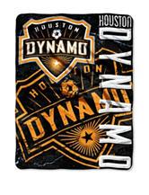Houston Dynamo Raschel Throw