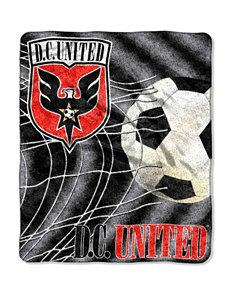 D.C. United Sherpa Throw