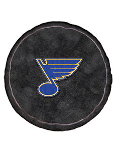 St. Louis Jazz Puck-Shaped 3D Plush Pillow